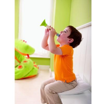 Haba Flûte trompette en bois