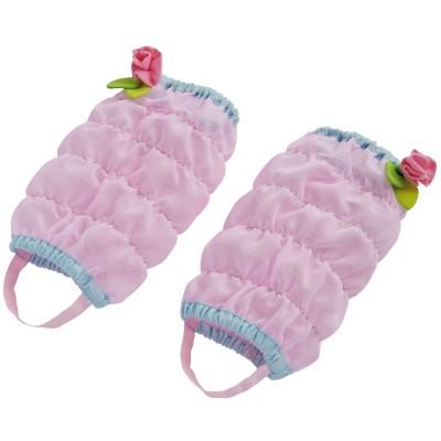 Haba Accessoire de déguisement : jambières fée bouton de rose