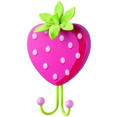 Haba Porte-Manteaux fraise de rêve