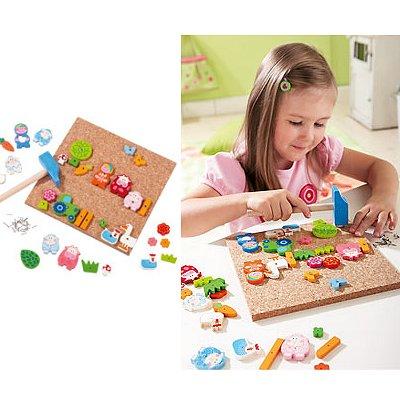 jeu de clous meuh m h haba magasin de jouets pour enfants. Black Bedroom Furniture Sets. Home Design Ideas