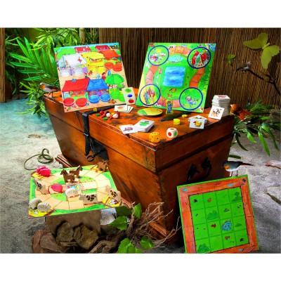Haba Mon premier trésor de jeux : La grande sélection de jeux Haba