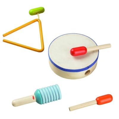 Haba Instruments Coffret rythmes
