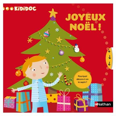 Nathan Livre Kididoc : Joyeux Noël