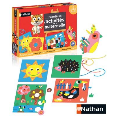 Nathan Premières activités de la Maternelle