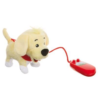 Shok Id peluche interactive : la bande à octave : eddie le chien