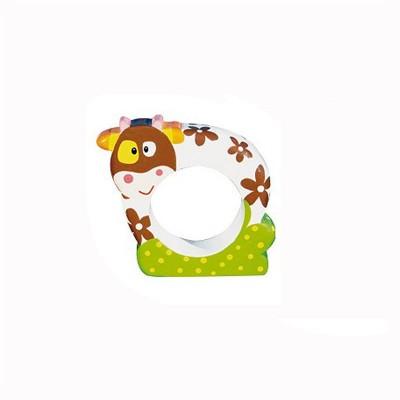 Le Coin des enfants rond de serviette : vache
