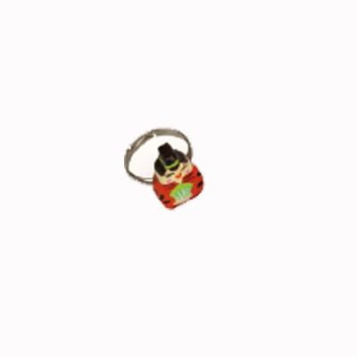 Le Coin des enfants bague kokeshi : satomi