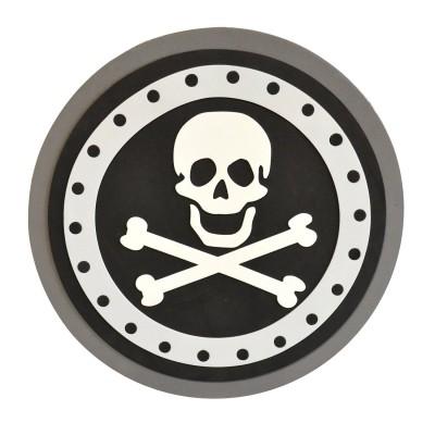 Le Coin des Enfants Bouclier en mousse : Pirate