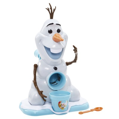 Jakks Pacific Machine à granité Olaf - La Reine des Neiges (Frozen)
