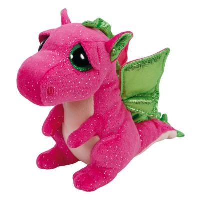 TY - Beanie Boo's Peluche TY Beanie Boo's Small : Darla le dragon