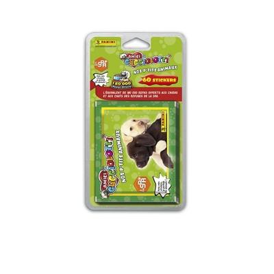 Panini Cartes à collectionner Amici Cucciolotti Nos p'tits animaux : Blister 60 cartes