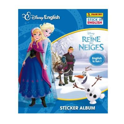 Panini Cartes à collectionner la reine des neiges (frozen) 3 : album en anglais