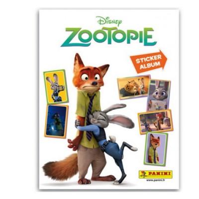 Panini Cartes à collectionner zootopie : album