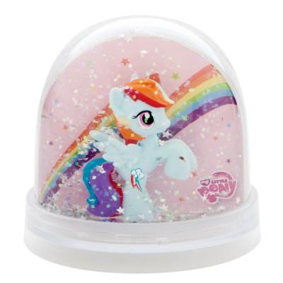 Trousselier Boule à neige : mon petit poney : rainbow dash