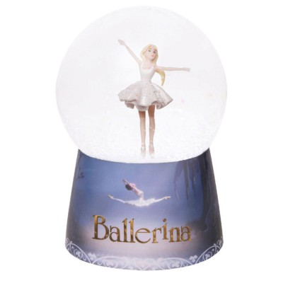 Trousselier Boule à neige musicale ballerina