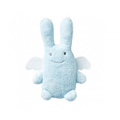 Trousselier Doudou ange lapin trousselier : bleu
