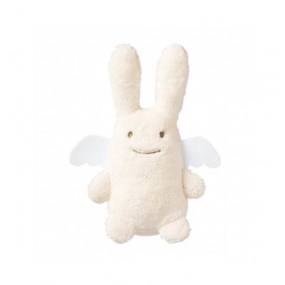 Trousselier Doudou ange lapin trousselier : ivoire