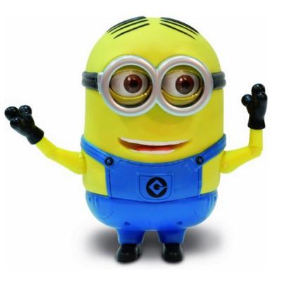 Mtw Toys figurine parlante moi, moche et méchant 2 : minion dave