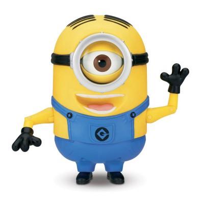 Mtw Toys figurine parlante moi, moche et méchant 2 : minion stuart