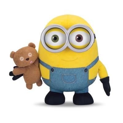 MTW Toys Peluche parlante Minion : Bob
