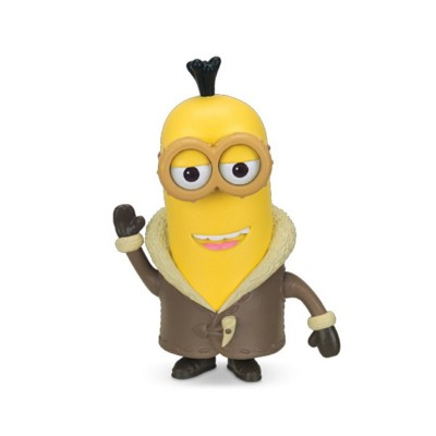 Mtw Toys figurine minions 5 cm : bored silly kevin