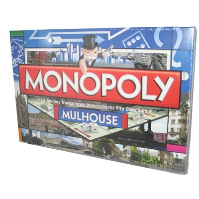 Winning Moves Monopoly Mulhouse