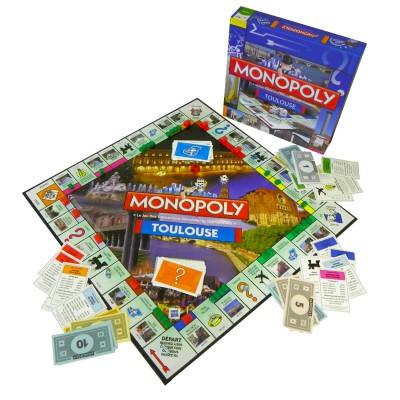 monopoly toulouse 2013 winning moves magasin de jouets pour enfants. Black Bedroom Furniture Sets. Home Design Ideas