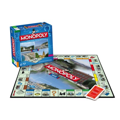 Winning Moves Monopoly Nice