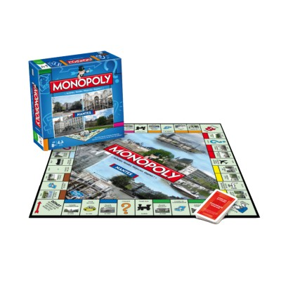 Winning Moves Monopoly Nantes