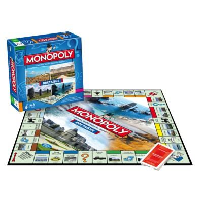 Winning Moves Monopoly Bretagne