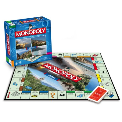 Winning Moves Monopoly Corse