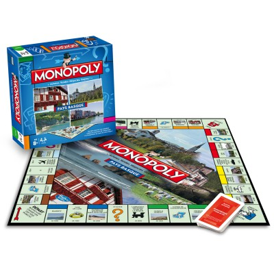 Winning Moves Monopoly Pays Basque