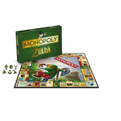 Winning Moves Monopoly La Légende de Zelda