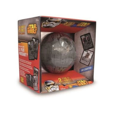 Winning Moves Jeux de bataille : Coffret collector Star Wars 7