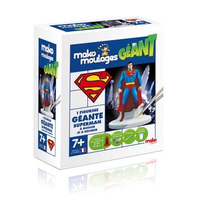 Mako Creations moulage en plâtre mako moulages : géant superman