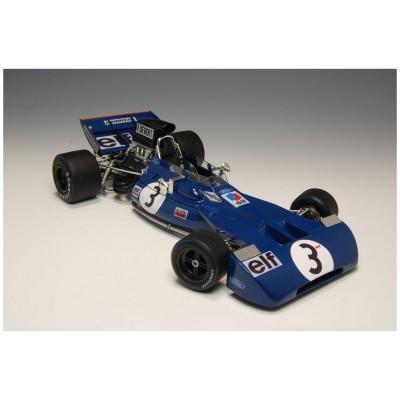 Ebbro Maquette voiture : tyrrell 003 1970 gp allemagne