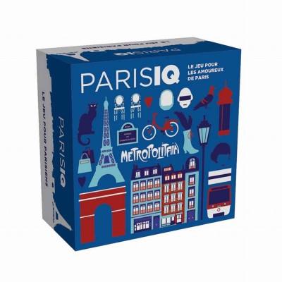 Helvetiq Paris iq