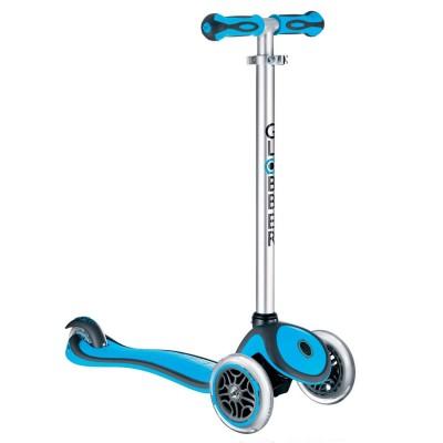 Globber Patinette évolutive 3 roues bleue : my free 5 en 1