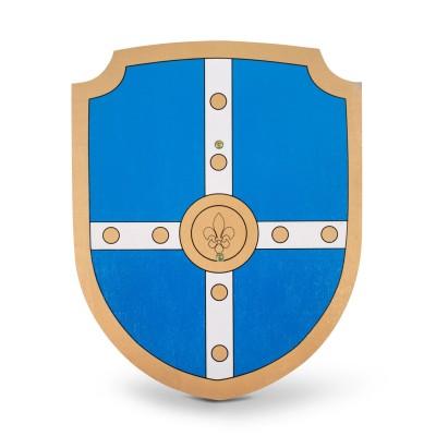 Bs Jeux bouclier de chevalier en bois