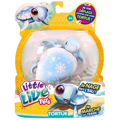 Kanai Kids Tortue électronique Little Live Pets : Flocon
