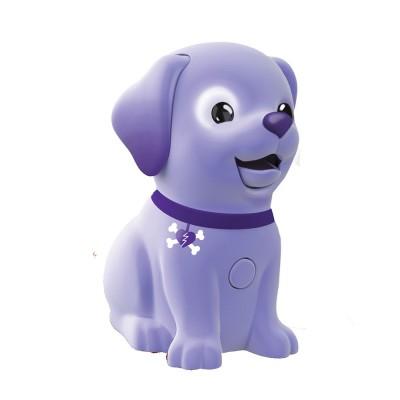 Kanai Kids Bébés animaux interactifs Little Live Pets : Wafou le chiot violet