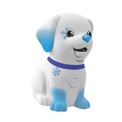 Kanai Kids Bébés animaux interactifs Little Live Pets : Flocon le chiot blanc