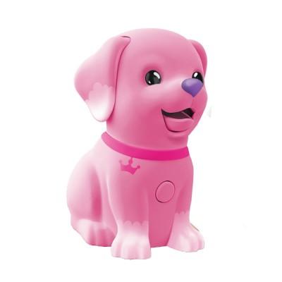Kanai Kids Bébés animaux interactifs Little Live Pets : Lady le chiot rose