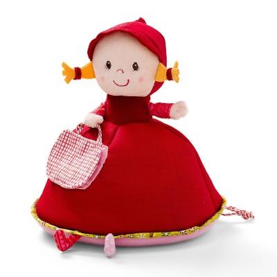 Lilliputiens Tirelire le petit chaperon rouge