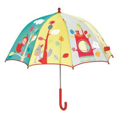 Lilliputiens Parapluie forêt