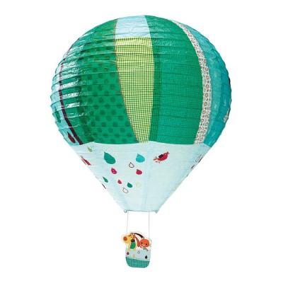 Lilliputiens Lanterne montgolfière jef