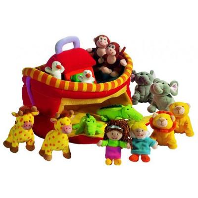 Jouet deveil bebe Puzzle Janod Arche de Noe eBay