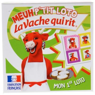 Mercier Jeu la vache qui rit : meuh p'tit loto