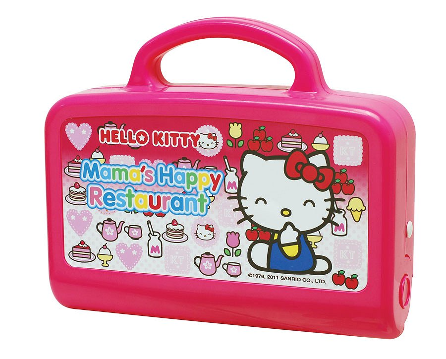 Maison de poup es hello kitty le restaurant de maman - Maison de poupee hello kitty ...
