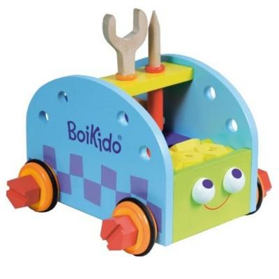 Boikido Boîte à outils : Set de constructions 40 pièces